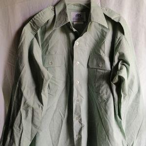 Garrison Collection, Men's light green shirt